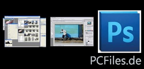 Download und Infos und Anleitung in deutsch zu Adobe Photoshop