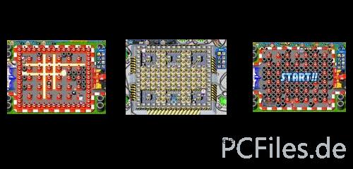 Download und Infos und Anleitung in deutsch zu Bomberman World Online