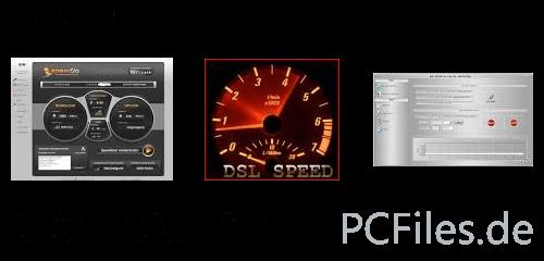 Download und Infos und Anleitung in deutsch zu DSL Speed
