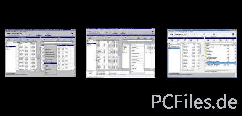 Download und Infos und Anleitung in deutsch zu FTP Commander