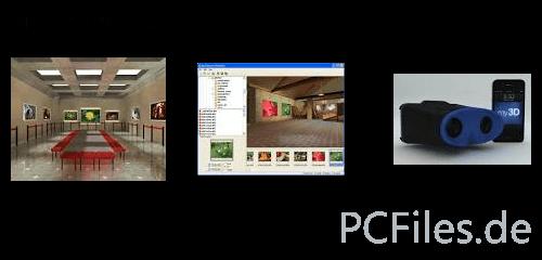 Download und Infos und Anleitung in deutsch zu My Pictures 3D