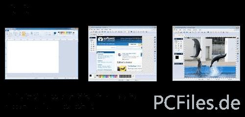 Download und Infos und Anleitung in deutsch zu PicPick