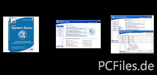 Download und Infos und Anleitung in deutsch zu Spyware Doctor