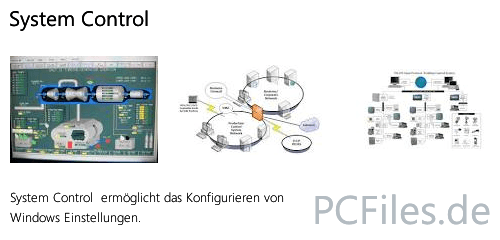 Download und Infos und Anleitung in deutsch zu System Control