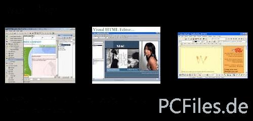 Download und Infos und Anleitung in deutsch zu Web Editor