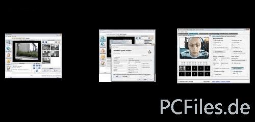 Download und Infos und Anleitung in deutsch zu webcamXP