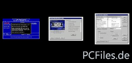 Download und Infos und Anleitung in deutsch zu XOSL